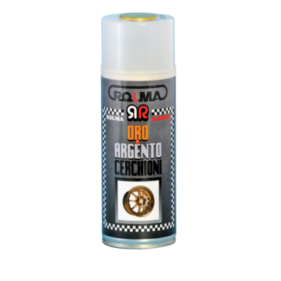 Spray - Argento cerchioni...