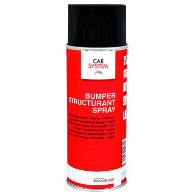 Spray - Bumper paint...